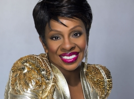 Image of Gladys Knight  in a promotional portrait