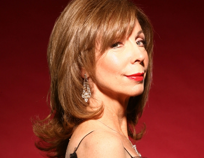 Image of Rita Rudner in a promotional portrait