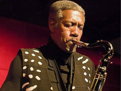 Image of Billy Harper in a promotional portrait