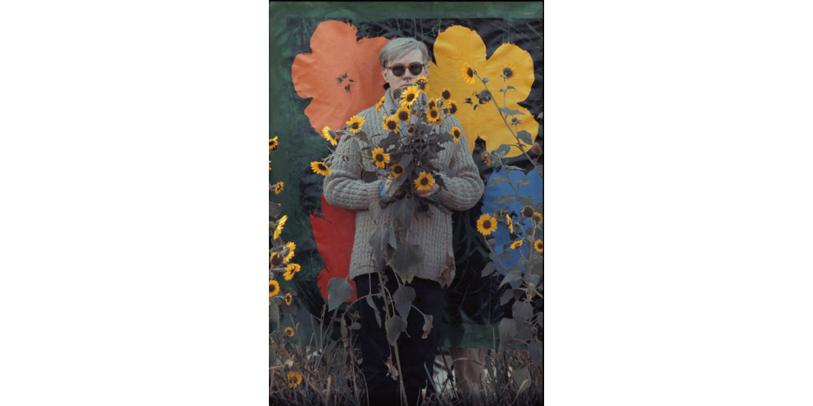 William John Kennedy (American, born 1930). Warhol Flowers XXII, edition 60 with 7 Artist Proofs, 1964/printed 2012. Chromogenic print, 20 x 30 inches. © Kiwi Arts Group 2020. Fort Lauderdale | London.