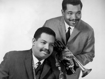 Archive image of Cannonball and Nat Adderley