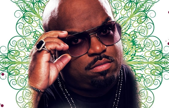 Image of CeeLo Green in a promotional photograph