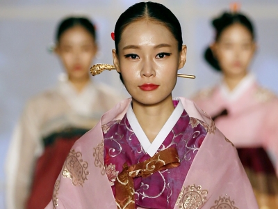 Redefining Tradition through the Couture Korea Exhibition