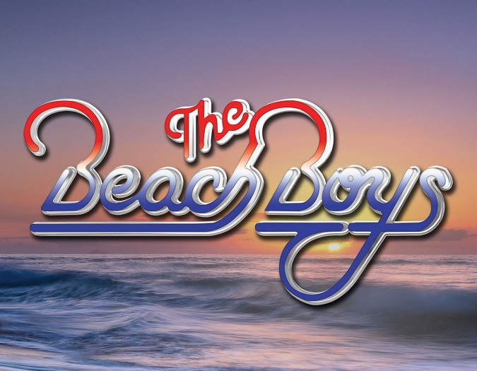 Promotional logo for the Beach Boys band
