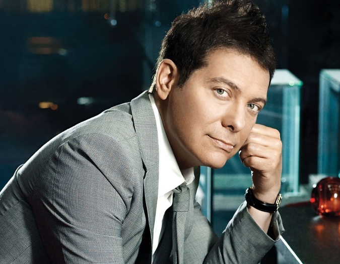 Image of Michael Feinstein in a promotional portrait