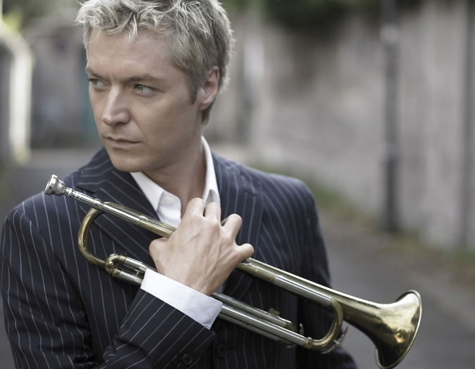 Image of Chris Botti in a promotional portrait