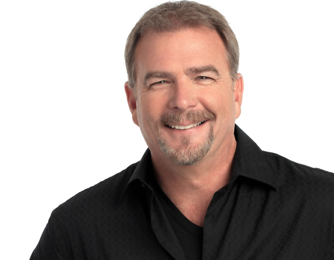 Image of Bill Engvall in a promotional portrait