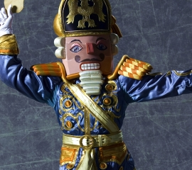 Image of The Nutcracker in a promotional photograph