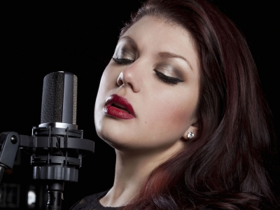 Image of Jane Monheit in a promotional portrait