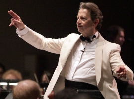 Image of Jack Everly, principal pops conductor of the Naples Philharmonic